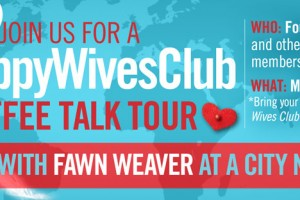 Happy Wive Club Coffee Talk Tour!