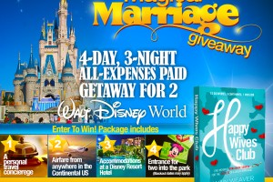 A Magical Marriage Giveaway: WALT DISNEY WORLD!