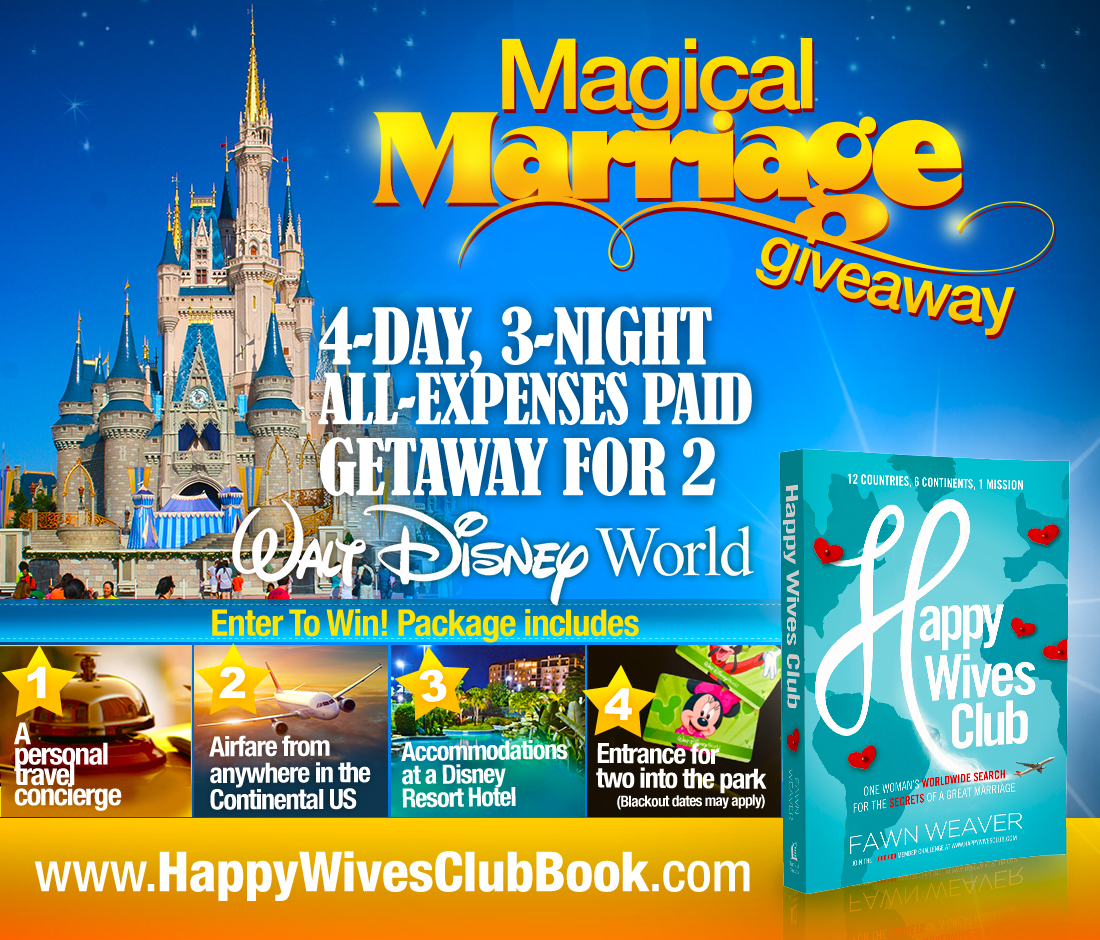 Magical Marriage Giveaway