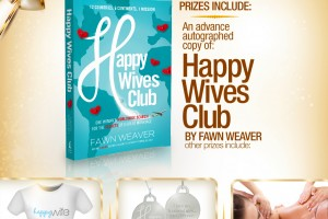You Can Win the Thankful Wife Bundle!